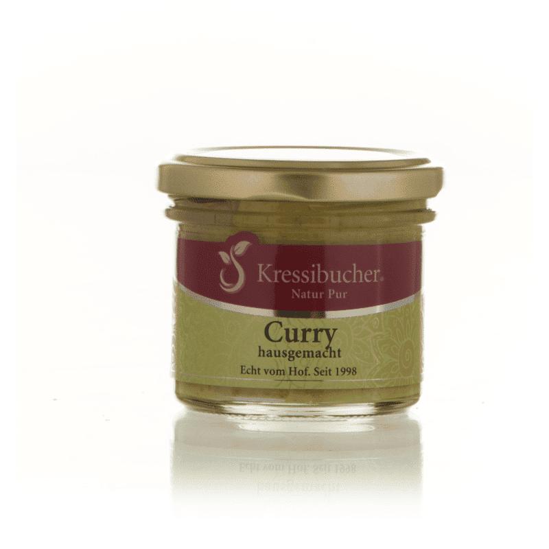 Kressibucher Curry