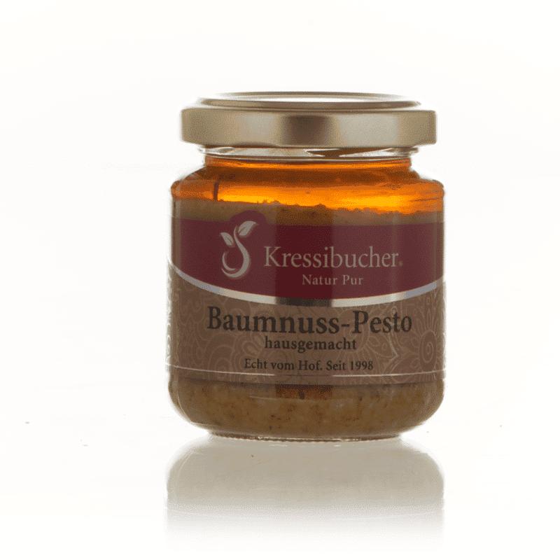 Kressibucher Baumnuss-Pesto