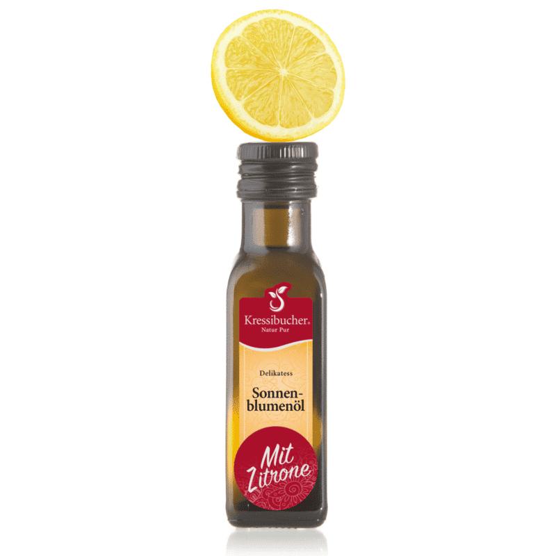 Kressibucher Zitronen-Öl