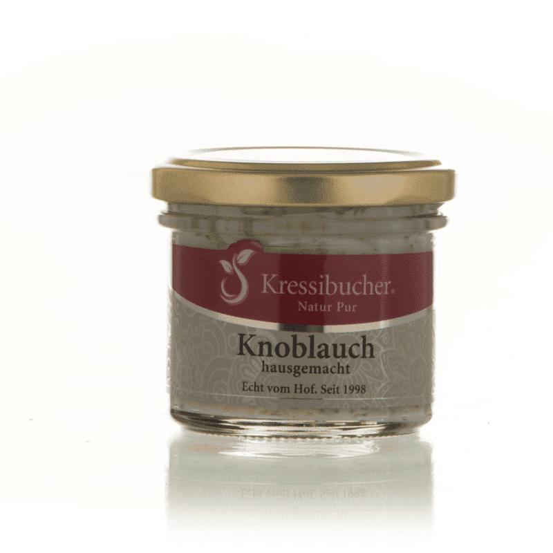 Kressibucher Knoblauch