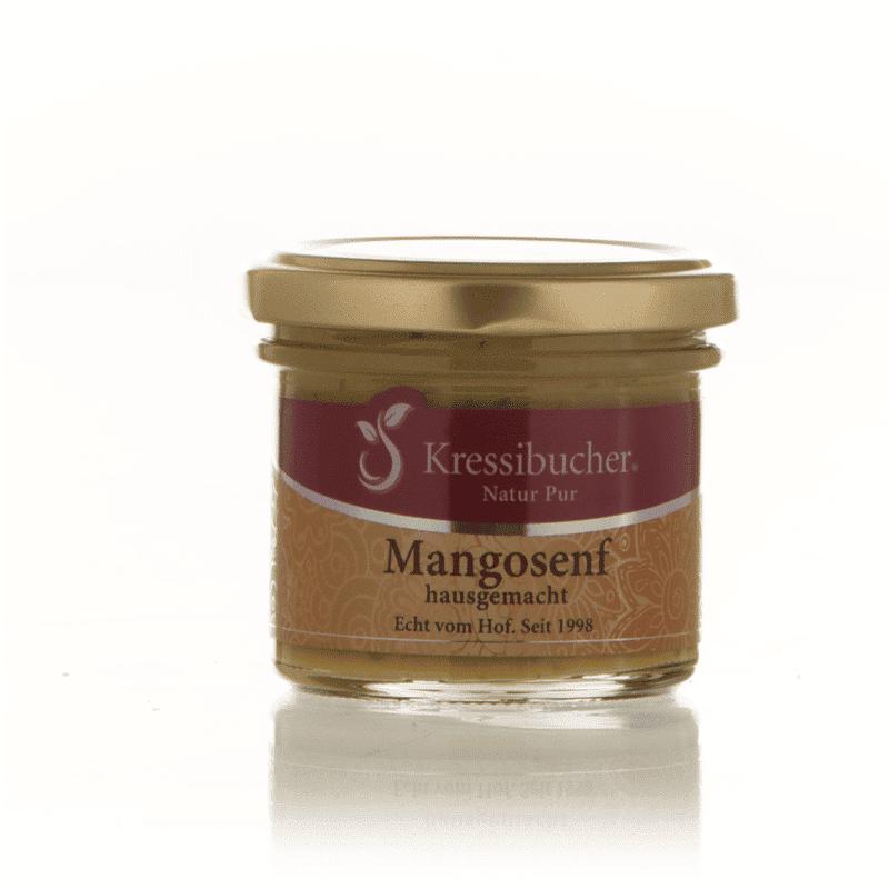 Kressibucher Mangosenf