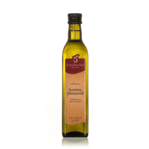 Kressibucher-Shop Sonnenblumenöl